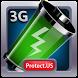Protect.US™ Battery 3G Saver by AppRocks Dev Inc.