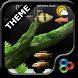 Aquarium GO Launcher EX Theme by Sergio Andre Fagundes