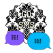 GO SMS - Damask 14 by SCSCreations