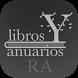 Libros y Anuario RA by Nestor Cuellar Barrera