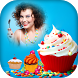 Cupcake Photo Editor by Vision Art