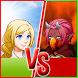 Angel VS Devil by Kooxpi