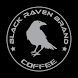 Black Raven Brand Coffee by Hostpuppies.com