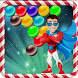Hero Bubble Shooter by shooter bubble for kids