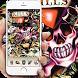 skull Street Graffiti theme by Best Custom Theme