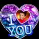 Neon Love Photo Frames by SaiSourya apps