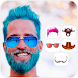 Man Mustache Beard Face Editor by RSapps.games