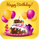 Birthday Greeting Card Maker by vcsapps