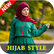 Hijab Style by devlopermolka