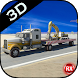 Heavy Crane Transporter Truck by Raydiex - 3D Games Master