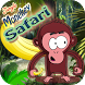 monkey safari rush by Matic