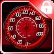 Speedometer Lock Screen by Wiktor Baldyga