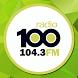 Radio 100 Fm by ShockMEDIA.com.ar