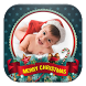 Christmas Photo Frame by Meteor Type