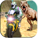 Bike Offroad Dinosaur Chase on Impossible Tracks by GeNer@tionX
