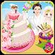 Sara's Wedding Cake Decoration by grezz company