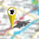 Guide GPS Location Map Change by GPS Location