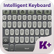 Intelligent Keyboard Theme by creativekeyboards