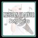 Meghan Trainor Song Lyrics by Ronda Manungkal