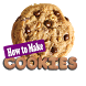 How to Make Cookies - Chocolate Chips by YeGe Studio