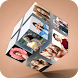 3D Cube PhotoFramePhotoEditor