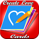 Love Cards Creator - LuvLove by Evolution Apps e Games