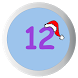 Xmas Memory Game - 12sec Xmas by Curly Y.