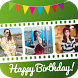 Birthday Movie Maker by Video Maker & Video Editor Studio