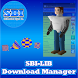 SBI-LIB Download Manager by StrikerBlueI Digital Co.