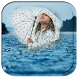 Rain photo frame effects photo editor by Simple New App