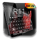 Theme for oppo R11 concise style HD keyboard theme