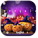 Halloween Spooky Pumpkin Keyboard Theme by Theme Creative Center
