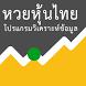 หวยหุ้น - เลขดับหุ้นไทย by กราฟหวยหุ้น
