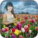 Blend Photo with Flower