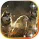 Wild Wolves live wallpaper by SweetMood