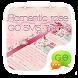 GO SMS PRO ROMANTIC ROSE THEME by ZT.art
