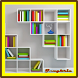 storage shelving solutions by Jangkric
