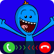 Fake Call From mr meeseeks by <fitas
