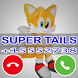 Fake Super Tails Phone Call Prank by BagusDevKu