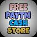 Free Paytm Cash store