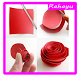 Making Paper Flower by Rahayu