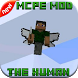 The Human Mod for MCPE by Max apps studio