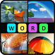Pics to Word - Photo Quiz by Puzzle Adventure Game