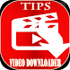 NEW Video Downloader Reference