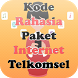 Kode Rahasia Paket internets Telkomsel 2018 by Audio Free music L.T.D