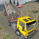 Offroad Cargo Trailer Truck by Game Sim Studios