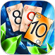 Regal Solitaire Shuffle Cards by Go Vuzzle