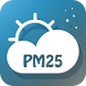 Air Quality World:PM25 Check by MiKite