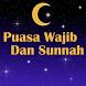 Puasa Wajib Sunnah by DavidNeils