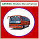 Search APSRTC Online Reservation by Ks App Tech